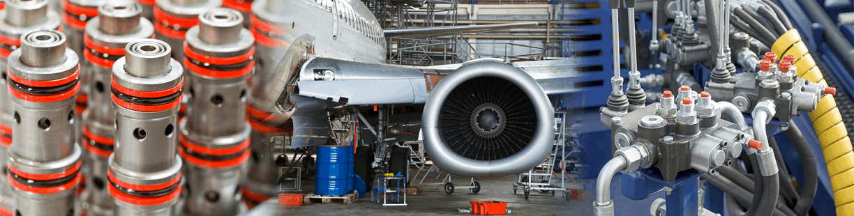 Aviation Hydraulic Testing - Max Precision Flow Meters
