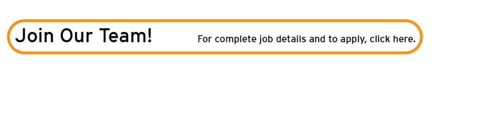 For job details and to apply, click here